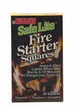 Fire Squares