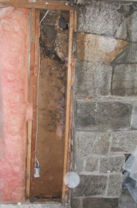Chimneys Plus CT Water Rot